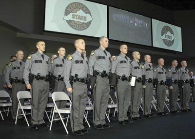 35 cadets graduate from Kentucky State Police Academy
