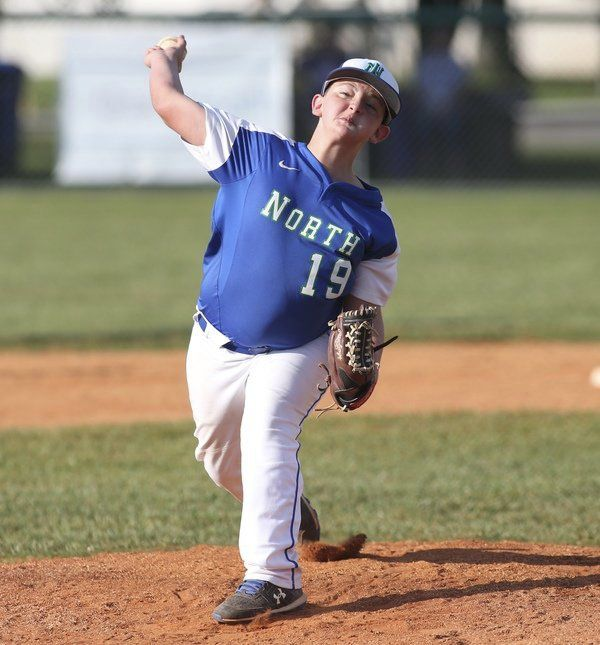 OPENING ROUND WIN:<span>North Laurel 11-12 year-old All Stars advance in District 4 Tournament with 12-4 win over Pulaski County</span>