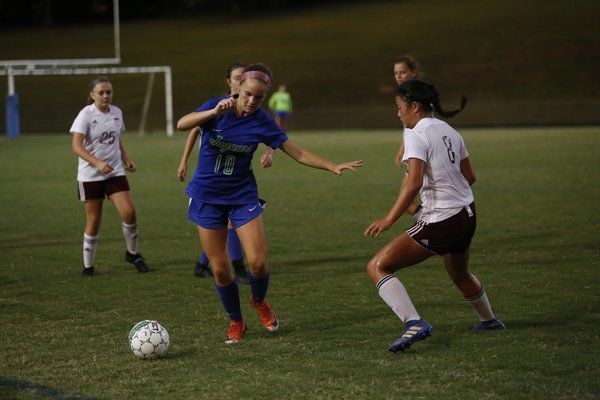 Lady Jaguars improve to 2-0 with 8-1 win