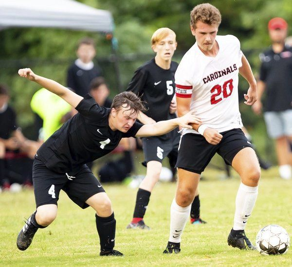 South Laurel leads Whitley County 4-1 in game-shortened match