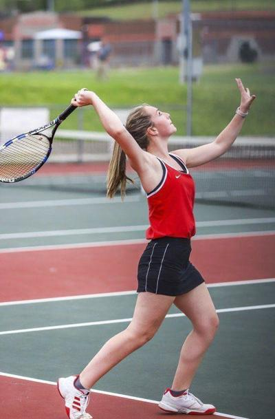 Coach believes Lady Cardinal tennis has bright future