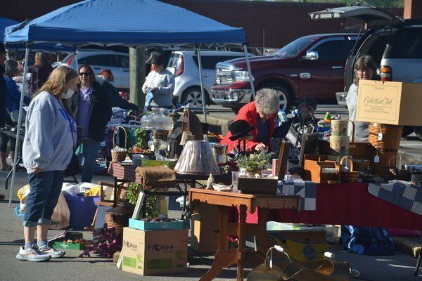 Depot Street Market in full force Saturday