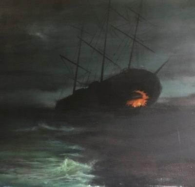 THE TEACHER'S DESK:<span>Captain of the ship</span>