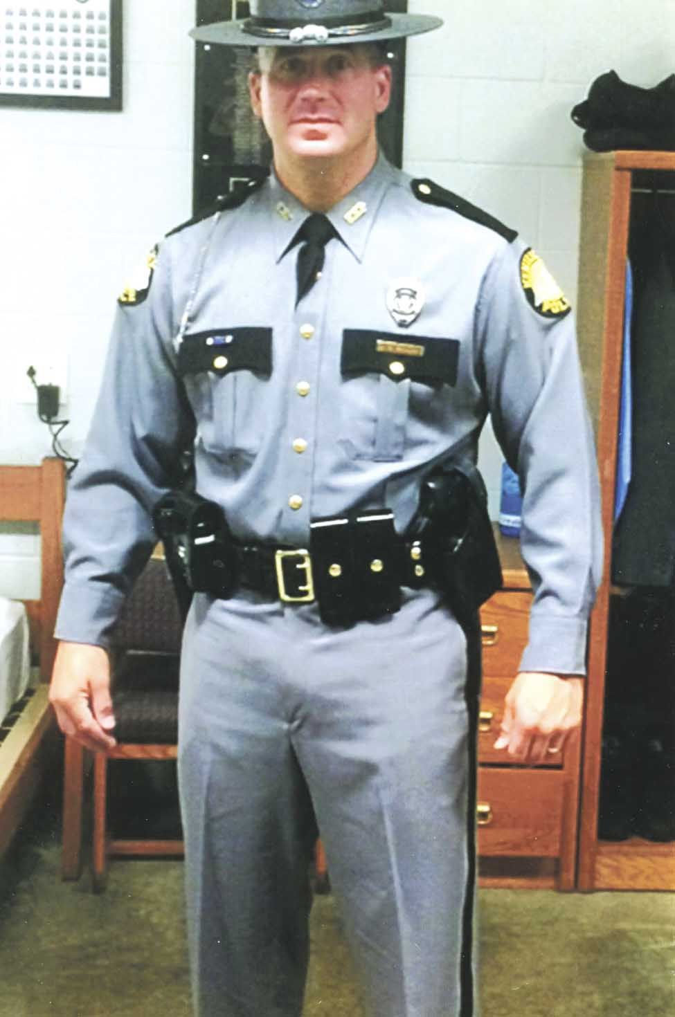 roaden among 41 newly graduated kentucky state police