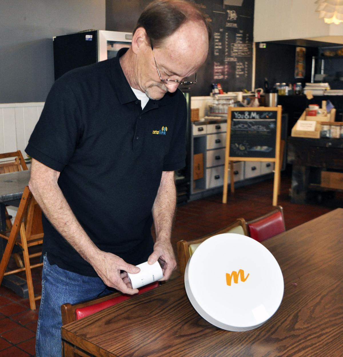 Longtime internet businessman brings service to Corbin area