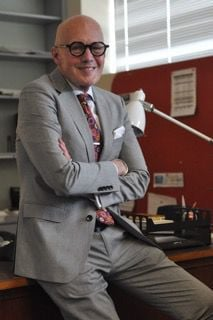 Gerritt wins NLA editorial award