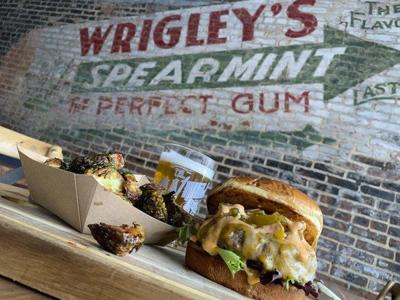 BURGER WEEK: The Wrigley spicing it up with 'Hellraiser' burger