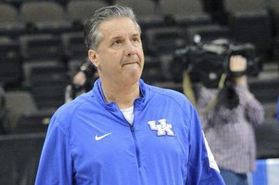 Link to Rose ties Calipari's name to Knicks' opening yet again