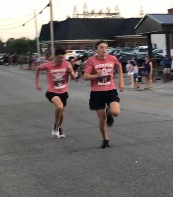 Morton, Simons take top prizes in NIBROC 2-miler