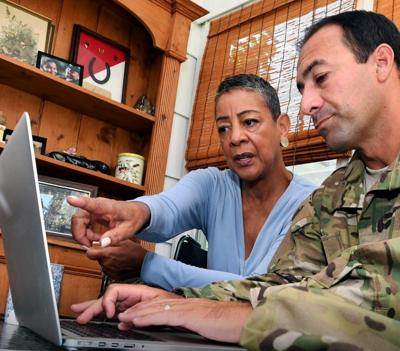 Kentucky AARP has a new tool to help Kentucky's 312,000 military veterans learn their healthcare options through the VA and DoD. (AARP photo)