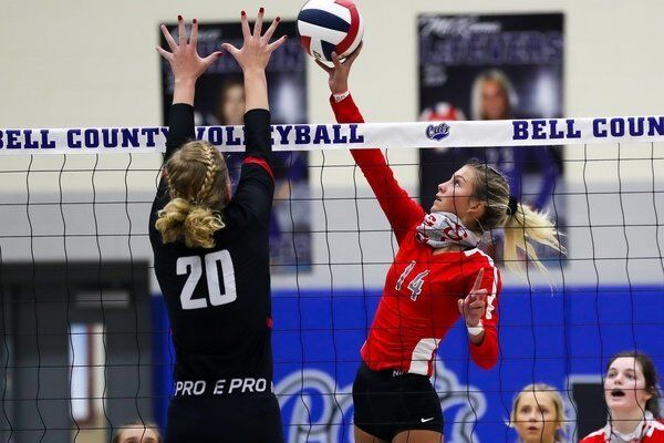 'OUR GOAL IS GETTING TO THE NEXT STEP':<span>Future continues to look bright for Vanessa Ross' Lady Redhound volleyball program</span>