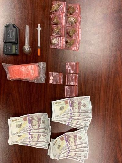Two men charged with possession of drugs and counterfeit money in Knox County