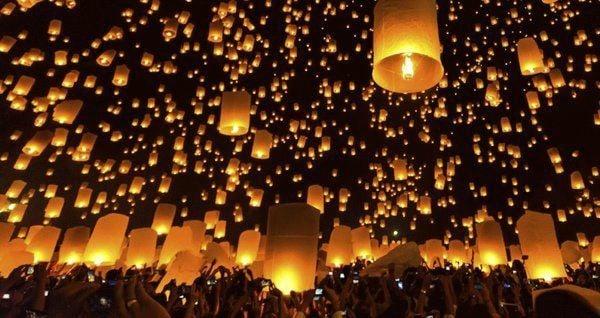 Lights Over London Lantern Festivalto light up night sky June 28