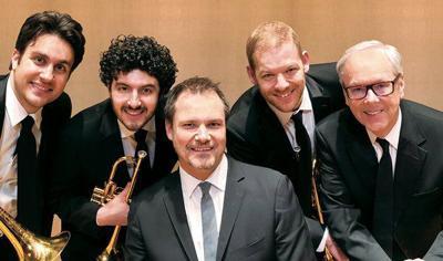 Fine Arts Association of Southeastern Kentucky, Inc. presents The Canadian Brass.