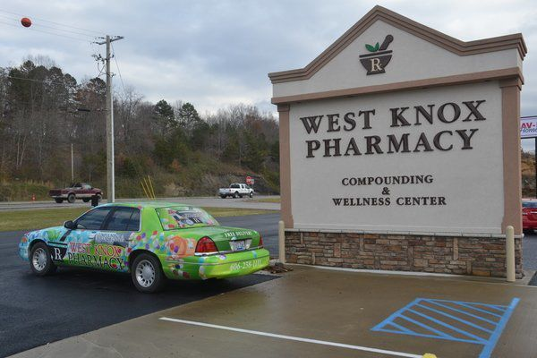 West Knox Pharmacy only pharmacy in Kentucky offering strep throat, flu testing on site