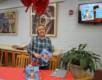 Williamsburg woman holds book signing for her first book