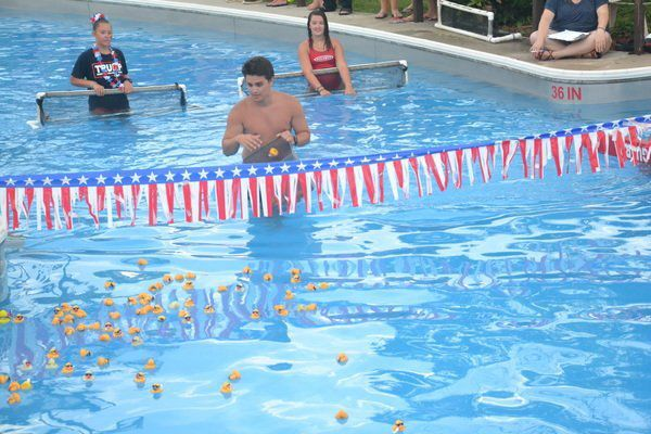 Williamsburg celebrates Fourth of July at Kentucky Splash Waterpark