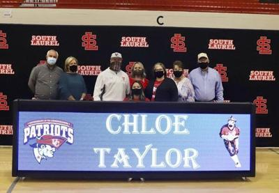 South Laurel's Chloe Taylor inks with Cumberlands