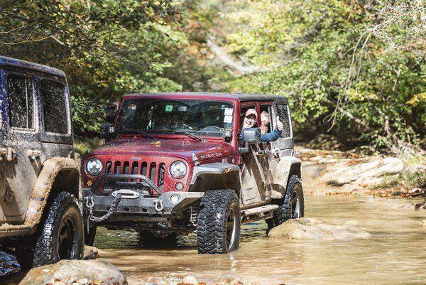 over 200 jeeps turn out for annual jeep jamboree | local