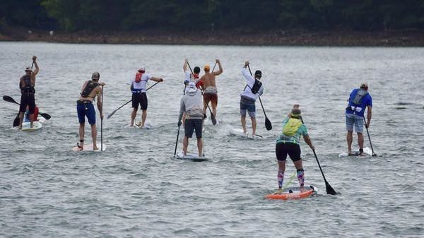 Paddle Blast returning for third year on Saturday at Laurel River Lake