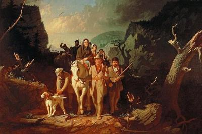 MUSEUM CORNER:The 72nd Daniel Boone Festival