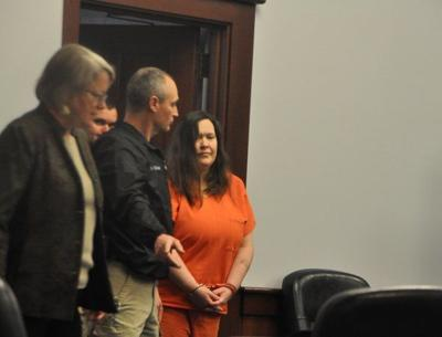 Courtney Taylor formally sentenced to life without parole