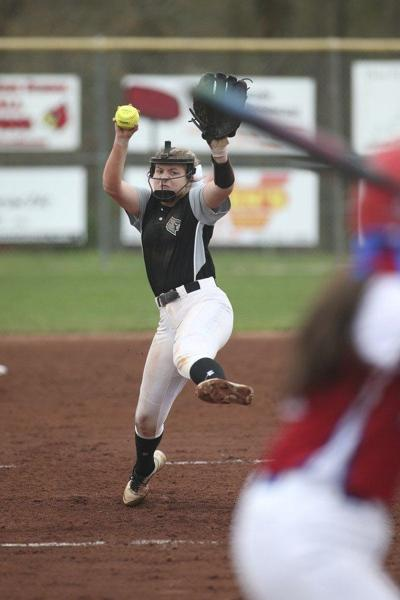 Kelsey Dezarn's walk-off homer secures South Laurel doubleheader sweep