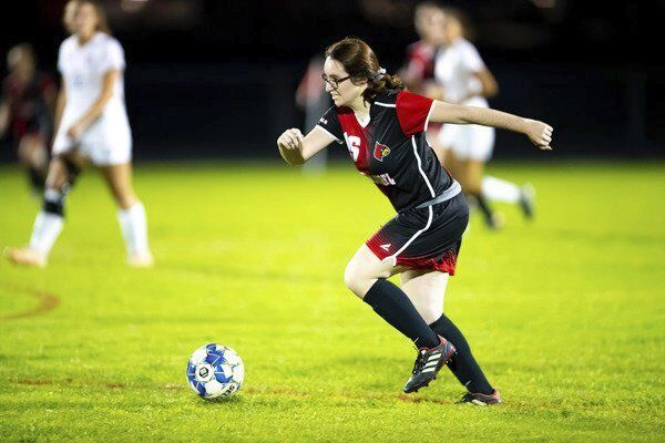 Jeremy Howard's Lady Cardinals heading in the right direction