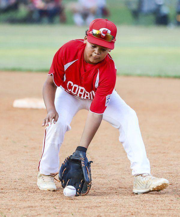 <span>Corbin 11-year-old All-Starsroll past Harlan, 30-2</span>