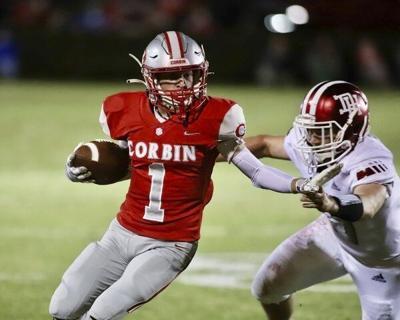 Corbin remains No. 1; Williamsburg moving up