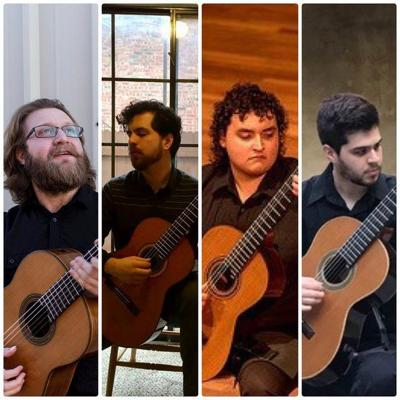 The Heritage Guitar Quartet to perform Saturday at Union College