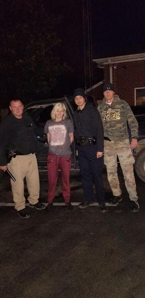 lewis arrested