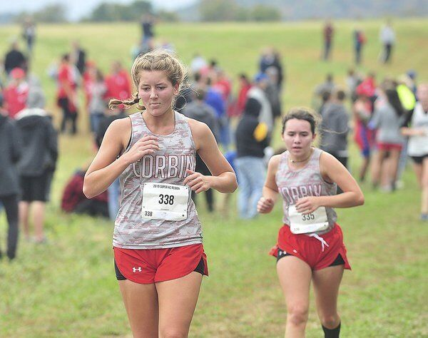 CONFIDENCE WILL BE KEY:<span>Lady Redhound cross country team ready to improve on last season's success</span>