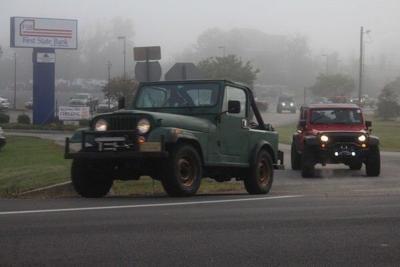 Jeep Jamboree gearing up for annual trekin Williambsurg