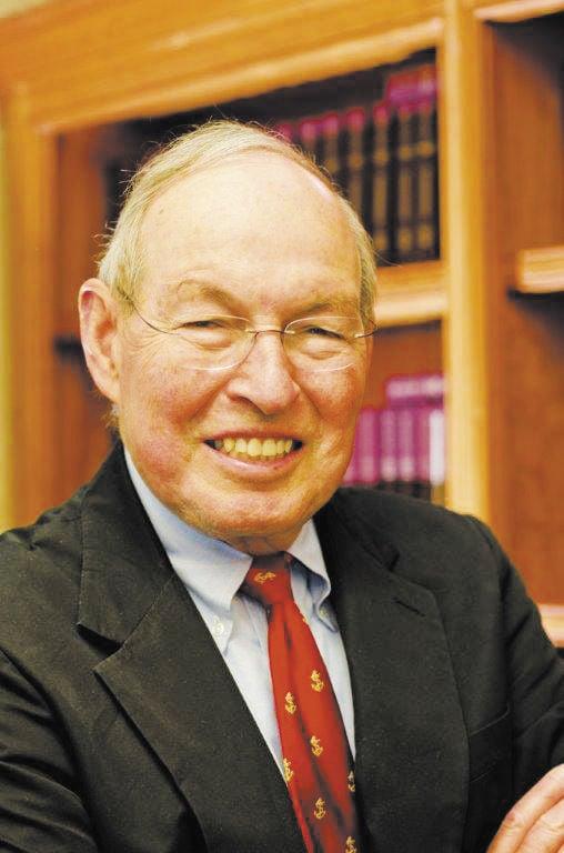 Judge Eugene Siler Jr Named 2016 Leader Of The Year