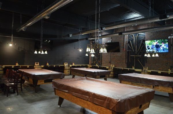 Grand opening for Ice House restaurant and bar this weekend
