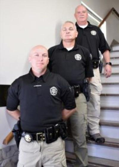 Protecting and educating, Knox's school resource officers are here for the kids