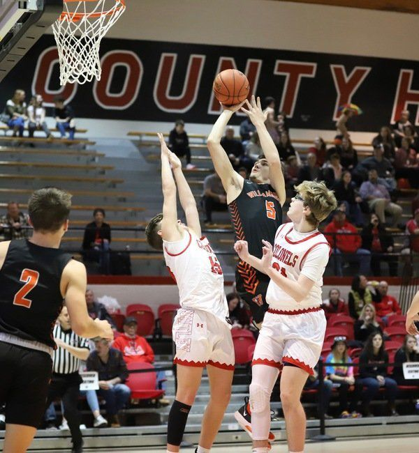 Fourth quarter run pushes Yellow Jackets past Whitley County, 71-67