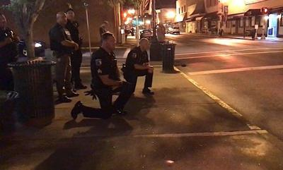 Corbin City Police Chief says first night of protest peaceful, will be present Friday and Saturday