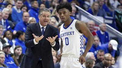 Calipari, former Cats brace for different kind of NBA Draft