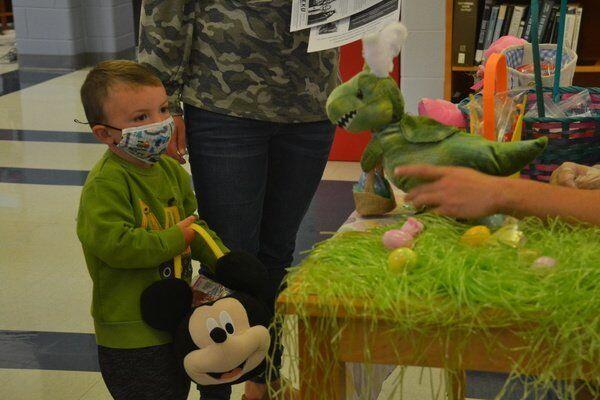 Hoppy Easter: Kids get Easter treats at EKU Corbin