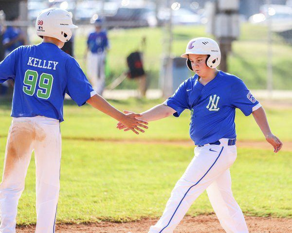 SURVIVE AND ADVANCE: <span>North Laurel 11-12 year-old All-Stars remain alive in District 4 Tournament play with wins over Pulaski, Clay</span>