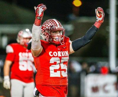 Corbin's Wine highlights AP's All-State First Team Defense selections
