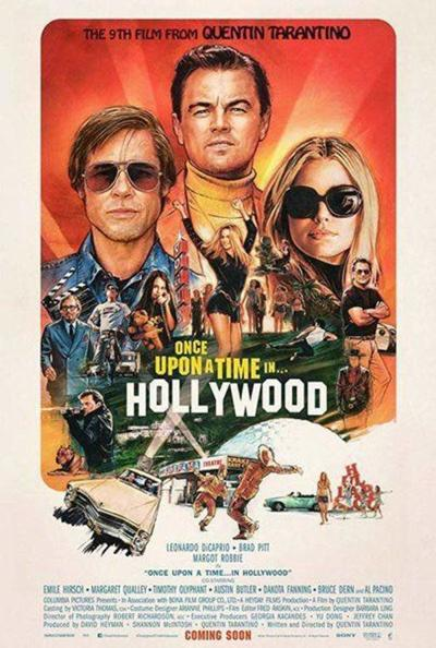 <b>'Once Upon a Time in Hollywood' misfires</b>