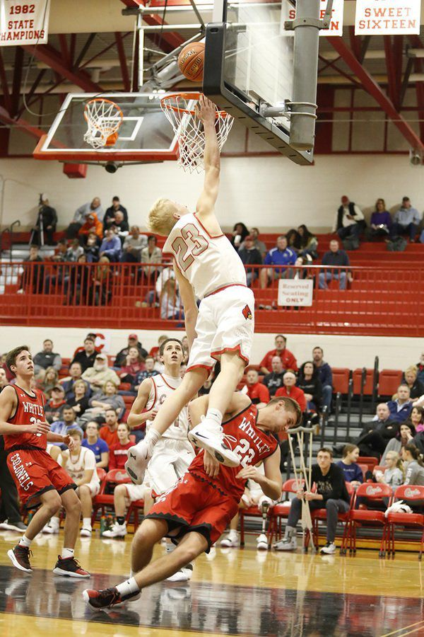 South Laurel takes district win 79-59 over Whitley County