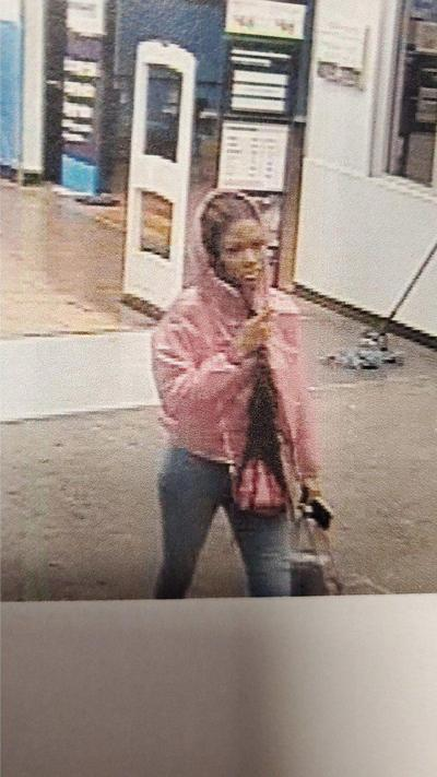 Help sought in identifying woman accused of using stolen credit card
