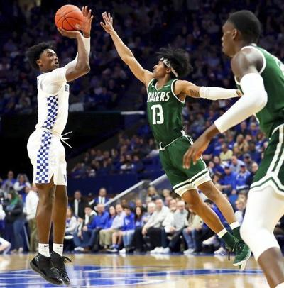 Post players Richards, Montgomery power Wildcats to win over UAB
