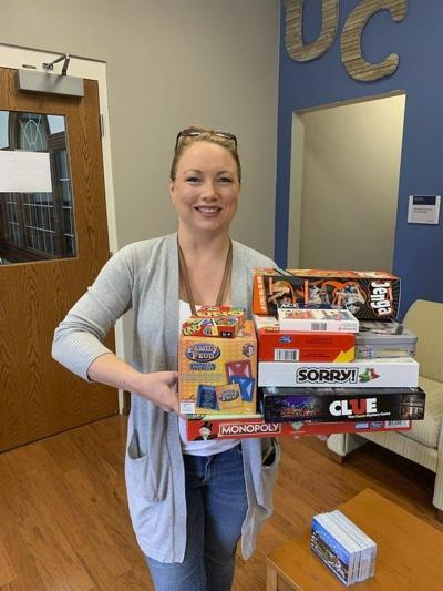 Cumberlands donates board games to safe haven for homeless youth