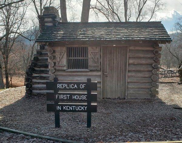 <span>Dr. Thomas Walker State Park a tribute to first log cabin built in Ky.</span>