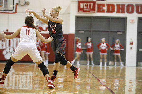 Lady Cardinals cruise to 73-36 district win over Corbin